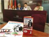 Zamora compromete al apoyo de la Diputación al Festivalaco por tratarse de una herramienta de dinamización turística y económica única en la provincia