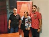 Pilar Sierra pone en valor la implicación de la ciudadanía en el desarrollo cultural de los municipios de la provincia