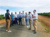 Más de 190 km de caminos rurales han sido ya mejorados en la provincia merced al Convenio suscrito entre la Diputación de Albacete y la JCCM