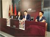 Miguel Zamora valora el trabajo de la Asociación Amigos de Cuba como vehículo parar promover en Albacete la riqueza cultural del pueblo cubano