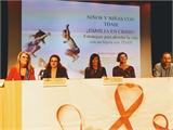 Juani García hace visible el apoyo de la Diputación a APANDAH en el marco de sus X Jornadas sobre Trastorno por Déficit de Atención e Hiperactividad