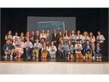 """La 'Gala provincial de la Música' premia el proyecto conjunto de las Bandas Municipales de Balazote y Aguas Nuevas por """"buenas prácticas"""""""