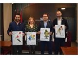 La Diputación acoge la presentación de la V Exposición Ornitológica de España COM-E, cuya participación supera récords con más de 18.000 especies