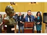 Santiago Cabañero remarca la importancia de la figura del pintor Benjamín Palencia, un artista cuyo talento trasciende el ámbito provincial