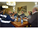 Constituido el Centro de Análisis y Seguimiento tras el aviso de nevadas en la provincia de Albacete