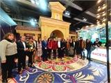 Cabañero anima a generar contactos y nuevas vías de oportunidades a través del Turismo en el marco de FITUR 2020