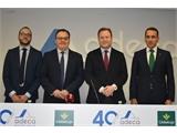 La Diputación de Albacete apoya los actos conmemorativos del 40 aniversario de ADECA