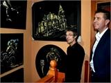 Cabañero pone en valor la contribución del artista internacional Remy J. López llevando el nombre de la provincia de Albacete de oriente a occidente