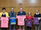 La Diputación muestra su apoyo a la VI Ruta Pantanera solidaria de Almansa