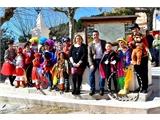 Santi Cabañero visita en Paterna del Madera algunas de las mejoras acometidas con el apoyo de la Diputación