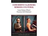 El Real Conservatorio Profesional de Música y Danza de Albacete celebrará su semana cultural del 26 al 28 de febrero