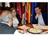 Santi Cabañero, embajador de la plataforma cívica 'Ten paciencia frente al Alzheimer' de AFA Albacete