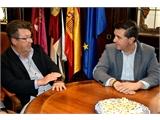 Cabañero se compromete a retomar el respaldo de la Diputación al Campeonato Provincial de Golf
