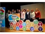 El I.E.S. Beneche de Yeste recibe el VIII Premio Agenda 21 Escolar-Horizonte 2030 que otorga la Diputación de Albacete