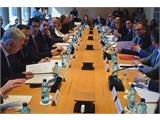 Santi Cabañero participa en la reunión que la Comisión de Diputaciones de la FEMP ha celebrado este lunes en Barcelona