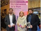 """Arranca 'Marzo Cinematográfico' promovido por la Diputación para """"poner el foco en las situaciones con las que pelean cotidianamente las mujeres"""