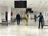 El SEPEI de la Diputación cede más de un centenar de camas para ampliar en la Facultad de Medicina la atención a pacientes con COVID-19