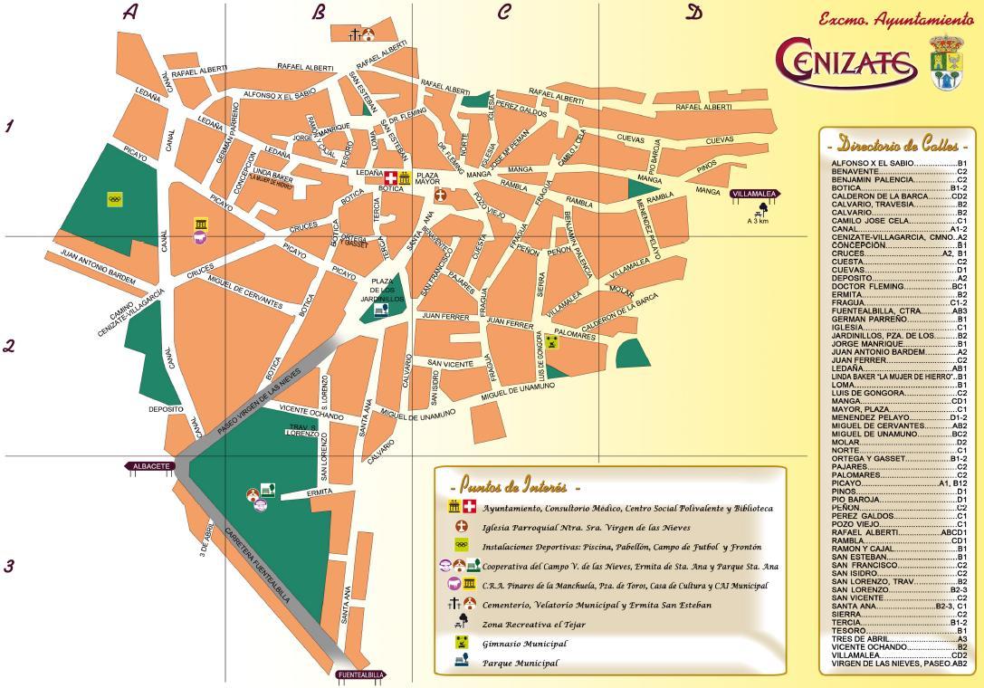 www dipualba es municipios: